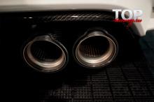 8437 Насадка на выхлопную систему M-Power Carbon на BMW