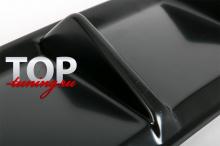 8447 Диффузор заднего бампера X-Force (дорестайлинг) на Kia Ceed 2
