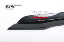 8451 Центральная вставка X-Force (РЕСТАЙЛИНГ) на Kia Ceed 2