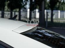 8459 Козырек на заднее стекло A`PEX на Skoda Octavia 3