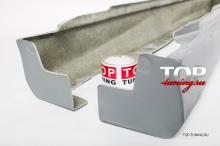 Пороги на Хонду Аккорд - Тюнинг MUGEN - дорестайлинговая версия. Материал - Стеклопластик.