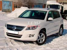 8465 Реснички A`PEX на VW Tiguan I