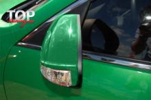 8482 Крышки боковых зеркал с указателями поворотов Epic на Mazda