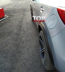 8486 Расширители арок A`PEX +30 см на Mazda CX-5