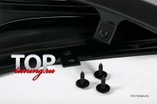 8526 Накладки на передний бампер A`PEX Lite Style на Mazda 6 GJ
