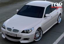 8537 Передний бампер Neo Design DUBAI на BMW 5 E60, E61, M5