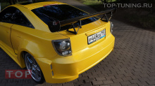 Задний бампер - Обвес APR на Toyota Celica T23