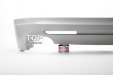 Накладка на задний бампер - Модель Мюген - Тюнинг Хонда Аккорд 7 (дорестайлинг)