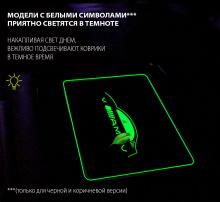 Светятся в темное - 8599 Защитные вставки-коврики в салон AMG style на Mercedes E-Class W213