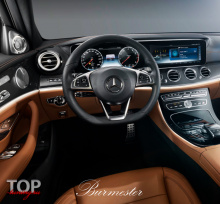 8601 Декоративная облицовка плафона Burmester на Mercedes E-Class W213