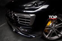 8604 Комплект обвеса T-ART Lite на Porsche Cayenne 958