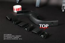 8615 Расширители арок GTS на Porsche Cayenne 958