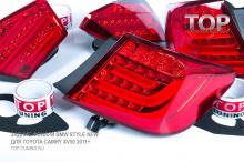 Светодиодные 3D трубки - 8633 Задние светодиодные фонари Epistar BMW F10 STYLE NEW