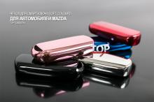 8642 Чехол для смарт ключа Soft Colours на Mazda