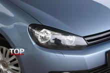 8653 Реснички GT на VW Golf 6