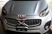 подходят для всех комплектаций автомобиля КИА СПОРТЕЙДЖ 4 поколения.