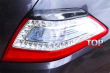 8681 Реснички на задние фонари GT на Nissan Teana 2 (J32)