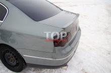 8685 Лип-спойлер Apex Line на VW Passat B6