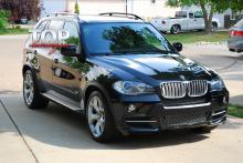 8691 Тюнинг обвес Aero Performance 06-10 на BMW X5 E70