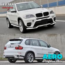 8696 Тюнинг обвес Aero Performance 10-13 на BMW X5 E70