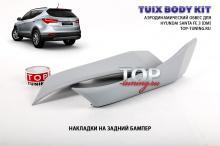 8701 Тюнинг обвес TUIX на Hyundai Santa Fe 3 (DM)