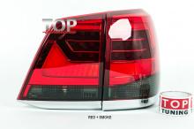 8711 Задние фонари New Style на Toyota Land Cruiser 200
