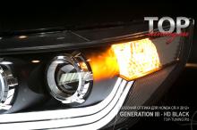 ТЮНИНГ ОПТИКИ ХОНДА ЦР-В 2012+ BIFOCAL LENS - EAGLE EYES - NEW GENERATION - XENON READY - TAIWAN - FULL DRL KIT  (ПО УМОЛЧАНИЮ ФАРЫ ОСНАЩЕНЫ ГАЛОГЕНОВЫМИ ЛАМПАМИ)