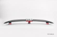8721 Спойлер на крышку багажника Ralliart (ABS) на Mitsubishi Lancer 10 (X)