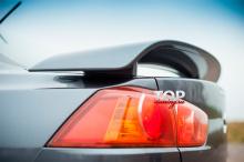 721 Спойлер на крышку багажника Ralliart (ABS) на Mitsubishi Lancer 10 (X)