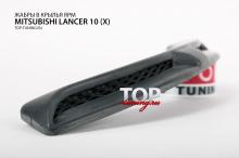 8723 Жабры в крылья RPM на Mitsubishi Lancer 10 (X)