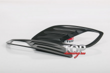 8749 Маски ПТФ переднего бампера Exclusive на Hyundai Solaris