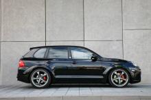 Пороги (пара) - Обвес Tech Art Magnum 2 - Тюнинг Porsche Cayenne 957.