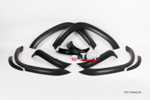 8765 Расширители арок Origin (ABS) на Toyota Land Cruiser 200