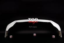 8768 Юбка на передний бампер Artisan Black Label на Lexus LX570 UJR 200