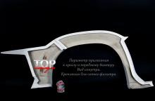 КОМПЛЕКТ РАСШИРИТЕЛЕЙ КРЫЛЬЕВ (АРОК) - ОБВЕС ARTISAN WIDE  ТЮНИНГ ЛЕКСУС ЛХ 570 (2015+)