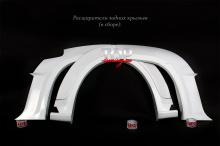 8769 Расширители крыльев Artisan на Lexus LX570 UJR 200