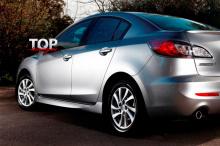 8774 Пороги MPS (ABS) на Mazda 3 BL