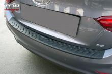 8795 Накладка на задний бампер Bastion на Hyundai Solaris