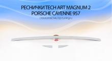 881 Реснички, накладки на задние фонари - Обвес Tech Art Magnum 2 на Porsche Cayenne 957