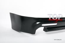 8817 Юбка на задний бампер Mugen ABS на Honda Accord 8