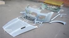 Стеклопластиковый капот с жабрами, для тюнинга Porsche Cayenne.Стиль Magnum 2. Цена - 28750 руб.