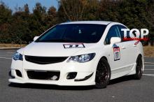 8835 Элероны Ings +1 Extreem на Honda Civic 4D (8)