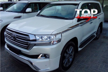 8838 Комплект обвеса Executive на Toyota Land Cruiser 200