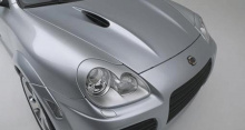 Капот Tech Art - Тюнинг Porsche Cayenne 1 (кузов 955).