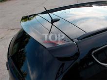 8843 Спойлер на крышку багажника на Hyundai Santa Fe 3 (DM)