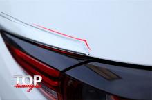 8847 Молдинг на багажник Epic №2 на Mazda CX-5 2 поколение