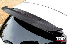 8866 Спойлер на крышку багажника VETTEL EDITION на Infiniti QX70 (FX35, 37, 50)
