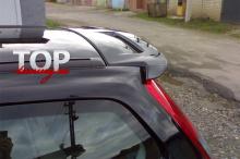 8870 Широкий спойлер ST на Ford Focus 2