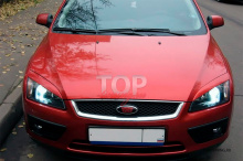 8876 Реснички Sport на Ford Focus 2