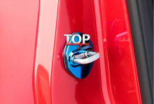 8922 Заглушки на петли MS на Mazda CX-5 2 поколение